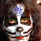 KISSpete Autographed Preprint Signed Photo