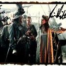 KnightleyRush Autographed Preprint Signed Photo
