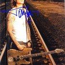 LEETOMMYa Autographed Preprint Signed Photo