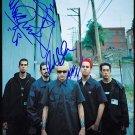 LINKINPARK Autographed Preprint Signed Photo