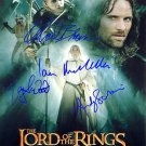 LORDOFRINGS Autographed Preprint Signed Photo