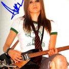 Levangine Autographed Preprint Signed Photo