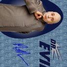 MYERSevil Autographed Preprint Signed Photo