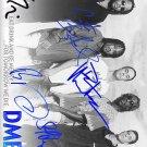 MatthewsDave...band Autographed Preprint Signed Photo