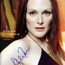 MooreJulianne Autographed Preprint Signed Photo