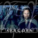 Mortensenaragorn Autographed Preprint Signed Photo