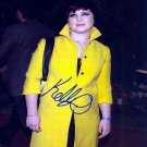 OsbourneKellyb Autographed Preprint Signed Photo