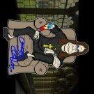 OzzyCartoon Autographed Preprint Signed Photo