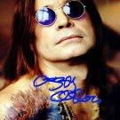 Ozzyc Autographed Preprint Signed Photo