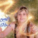 Ozzyg Autographed Preprint Signed Photo