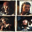 PiratesCollage Autographed Preprint Signed Photo