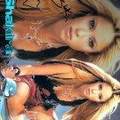 SHAKIRAsingerg Autographed Preprint Signed Photo