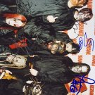 SLIPKNOT Autographed Preprint Signed Photo