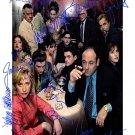 SOPRANOScast Autographed Preprint Signed Photo