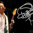 SpringfieldRickGuitar Autographed Preprint Signed Photo