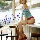 SuvariMena Autographed Preprint Signed Photo