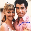 TRAVOLTAJgrease Autographed Preprint Signed Photo