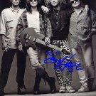 VANHALEN Autographed Preprint Signed Photo