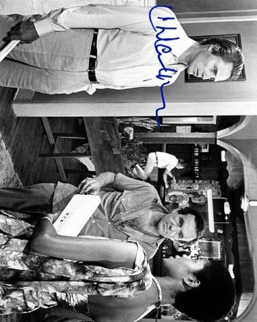 WALKENdogsofwar Autographed Preprint Signed Photo