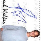 WALKERPAUL Autographed Preprint Signed Photo
