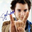 WoodElijahB Autographed Preprint Signed Photo