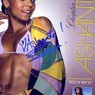 ashantibikini Autographed Preprint Signed Photo