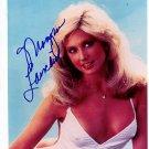 fairchildmorgan Autographed Preprint Signed Photo