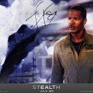foxxjamieStealth Autographed Preprint Signed Photo