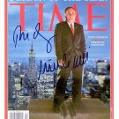 guiliani Autographed Preprint Signed Photo