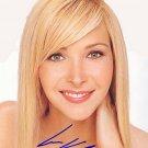 kudrowblue Autographed Preprint Signed Photo