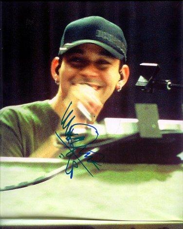 lincon Autographed Preprint Signed Photo