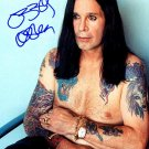 ozzychair Autographed Preprint Signed Photo