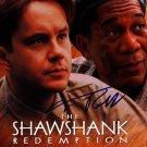 shawshank Autographed Preprint Signed Photo