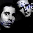 simon&garfunkel.bookends Autographed Preprint Signed Photo