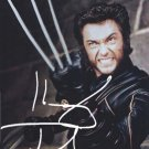 wolverine Autographed Preprint Signed Photo