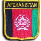 Afghanistan Shield Patch