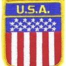 USA Shield Patch