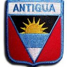 Antigua and Barbuda Shield Patch