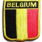 Belgium Shield Patch