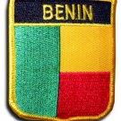 Benin Shield Patch