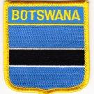 Botswana Shield Patch