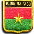 Burkina Faso Shield Patch