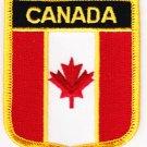 Canada Shield Patch