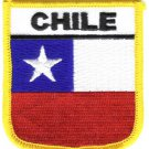Chile Shield Patch