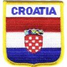 Croatia Shield Patch