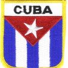 Cuba Shield Patch