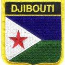 Djibouti Shield Patch