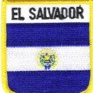 El Salvador Shield Patch