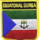 Equatorial Guinea Shield Patch