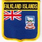 Falkland Islands Shield Patch